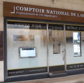 Comptoir National de l'Or - Agence Valence